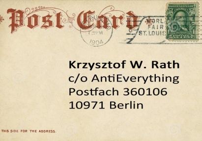 Krzysztof W. Rath Adresse